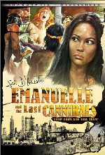 Jaquette EMANUELLE AND THE LAST CANNIBALS