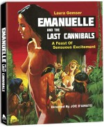 Jaquette Emanuelle and the Last Cannibals (Special Edition)