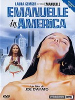 Jaquette Emanuelle In America EPUISE/OUT OF PRINT