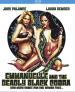 Jaquette Emmanuelle and the Deadly Black Cobra