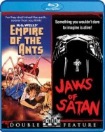 Jaquette Empire of the Ants/Jaws of Satan