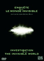 Jaquette Enquête sur le monde invisible EPUISE/OUT OF PRINT