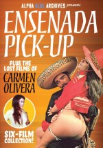 Jaquette Ensenda Pick Up - Plus The Lost Films Of Carmen Olivera