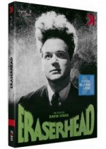 Jaquette Eraserhead (Combo Blu-ray + DVD)