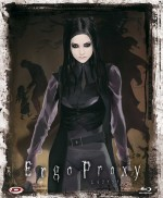 Jaquette Ergo Proxy - Int�grale - �dition Collector