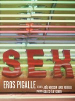 Jaquette Eros Pigalle EPUISE/OUT OF PRINT