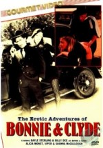 Jaquette Erotic Adventures Of Bonnie & Clyde