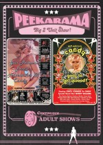 Jaquette Erotic Adventures of Candy/ Candy Goes To Hollywood