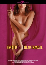 Jaquette Erotic Blackmail