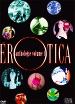 Jaquette Erotica : Anthologie vol. 1