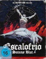 Jaquette Escalofrío - Satan's Blood (Bluray)