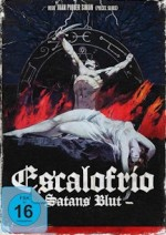 Jaquette Escalofrío- Satan's Blood (DVD)