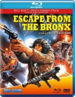 Jaquette Escape from the Bronx (DVD / Blu-Ray Combo)
