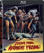 Jaquette Escape From Women's Prison