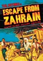Jaquette Escape From Zahrain