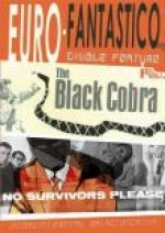 Jaquette Euro-Fantastico: No Survivors Please/The Black Cobra