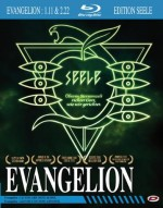 Jaquette Evangelion 1.01 You Are (Not) Alone + Evangelion 2.22 You Can (Not) Advance (�dition SEELE)