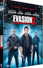 Jaquette Evasion 3 : The Extractors