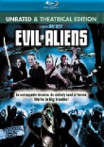 Jaquette Evil Aliens (Unrated & Theatrical Edition) 