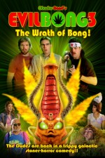 Jaquette Evil Bong 3: The Wrath of Bong