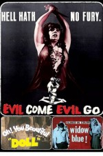Jaquette Evil Come, Evil Go (Triple Feature)