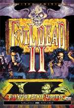 Jaquette EVIL DEAD 2 DEAD BY DAWN (SPECIAL EDITION)