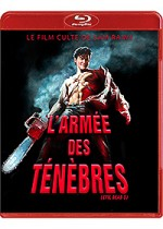 Jaquette Evil Dead 3 : L'arm�e des t�n�bres (�dition Collector)