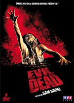 Jaquette Evil Dead (Collector) EPUISE/OUT OF PRINT