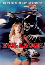 Jaquette Evil Laugh (Cover A)