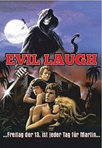 Jaquette Evil Laugh (Cover B)