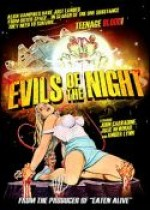 Jaquette Evils of the Night