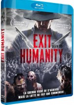 Jaquette Exit Humanity