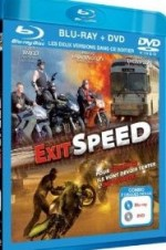 Jaquette Exit Speed (Blu-ray + DVD)