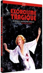 Jaquette Exorcisme Tragique (DVD + Bluray)