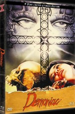 Jaquette Exorcismes (4 Disc Mediabook (Blu-ray + 3 DVDs - Cover B) EPUISE/OUT OF PRINT