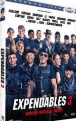 Jaquette Expendables 3 - Version int�grale in�dite