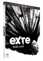 Jaquette Exte : Hair Extensions (�dition Limit�e Blu-ray + DVD