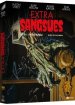Jaquette Extra sangsues (Blu-ray + DVD)