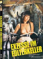 Jaquette Exzesse im Folterkeller (Blu-Ray+DVD) (2Discs) - Cover B