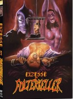 Jaquette Exzesse im Folterkeller (Blu-Ray+DVD) (2Discs) - Cover C