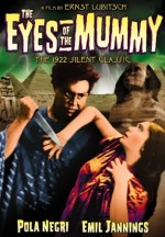 Jaquette Eyes of the Mummy
