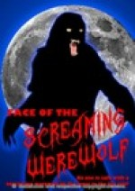 Jaquette Face Of The Screaming Werewolf