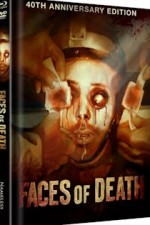 Jaquette Faces of Death (Gesichter des Todes) - Cover A