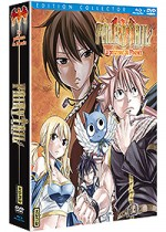 Jaquette Fairy Tail - Le Film : La prêtresse du Phoenix (Édition Collector Blu-ray + DVD)