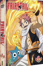 Jaquette Fairy Tail - Vol. 1