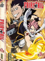 Jaquette Fairy Tail - Vol. 3