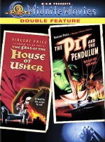 Jaquette Fall Of The House Of Usher / Pit & The Pendulum