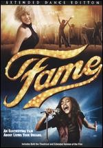 Jaquette Fame (Extended Dance Edition)