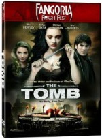Jaquette Fangoria Frightfest Presents - The Tomb