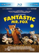 Jaquette Fantastic Mr. Fox (édition Blu-ray + DVD)
